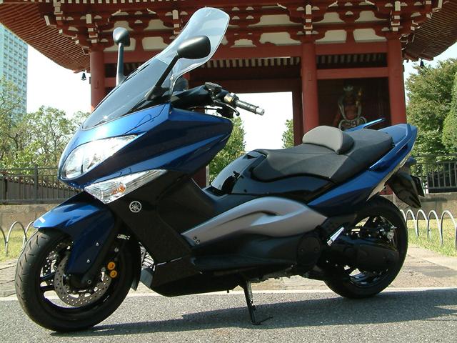 Desde la presentación de las Yamaha R6 y TMax 500 (3)
