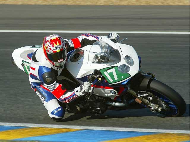 BMW Motorrad en SBK 2009