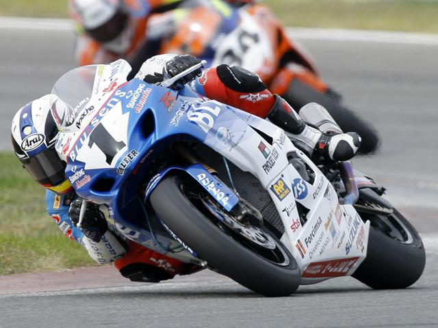 De Gea al Mundial de Supersport con Yamaha