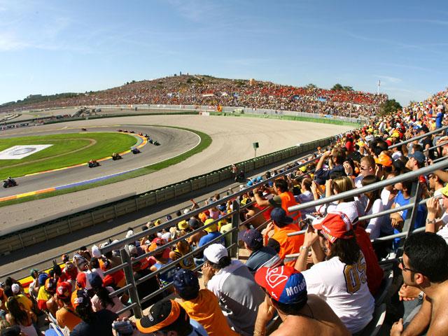 Dispositivo para el Gran Premio de la Comunitat Valenciana
