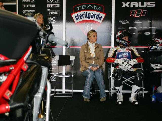 Imagen de Galeria de Biaggi competirá en Superbike con Xaus