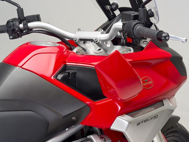 Novedades 2008: Moto Guzzi Stelvio