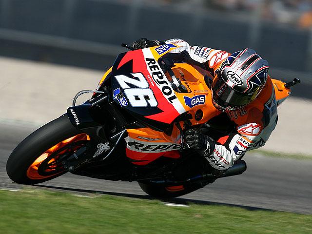 Pedrosa Subcampeón del Mundo de MotoGP