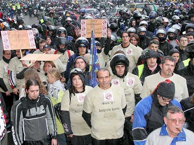 Manifestación el 10 de noviembre en Madrid