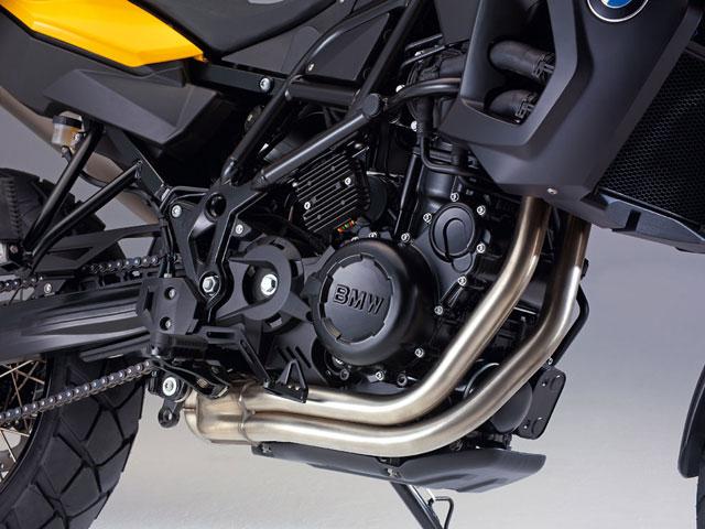 Novedades 2008: BMW F 800 GS