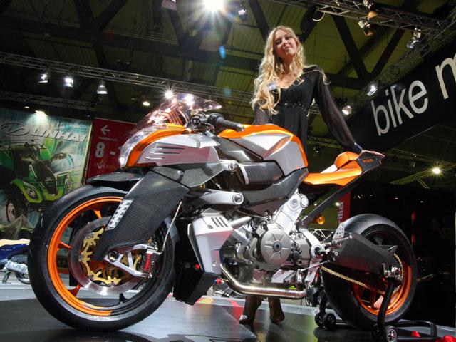 Imagen de Galeria de Salón de la moto de Milán EICMA 2007