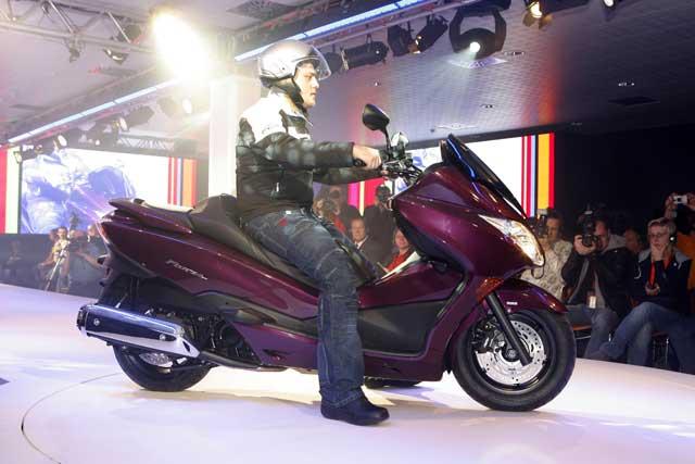 Novedades 2008: Honda DN-01