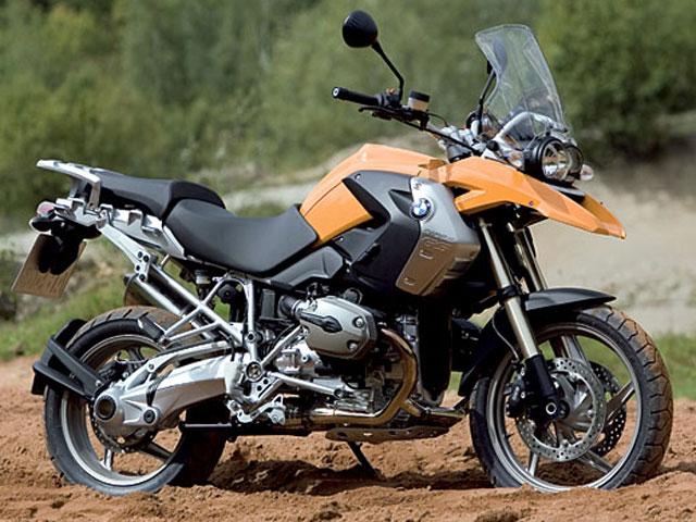 Novedades 2008: BMW R 1200 GS y R 1200 GS Adventure