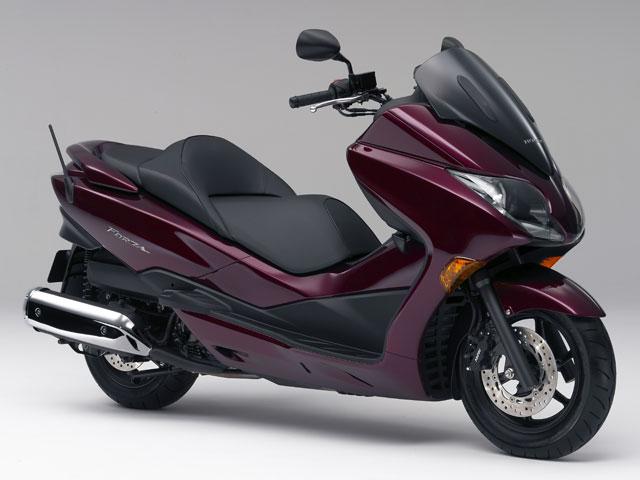 Imagen de Galeria de Novedades 2008: Honda Forza Z 250