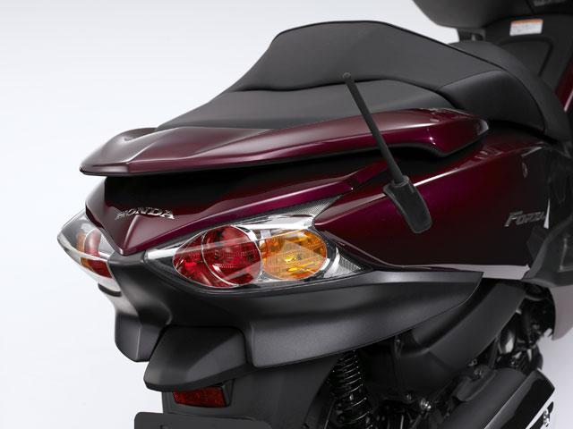 Novedades 2008: Honda Forza Z 250