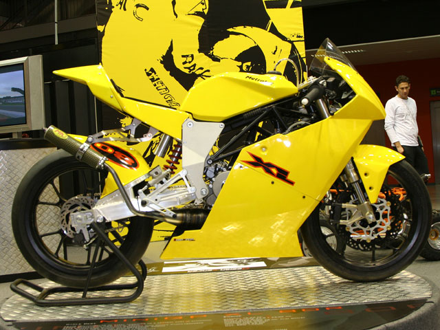 Novedades 2008: Metrakit Mini GP XL80R