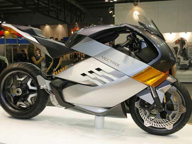 Novedades 2008: Vectrix Superbike