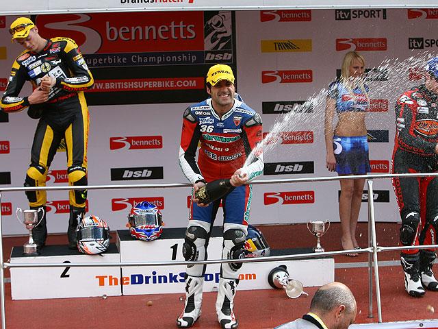 Lavilla correrá con Honda en SBK