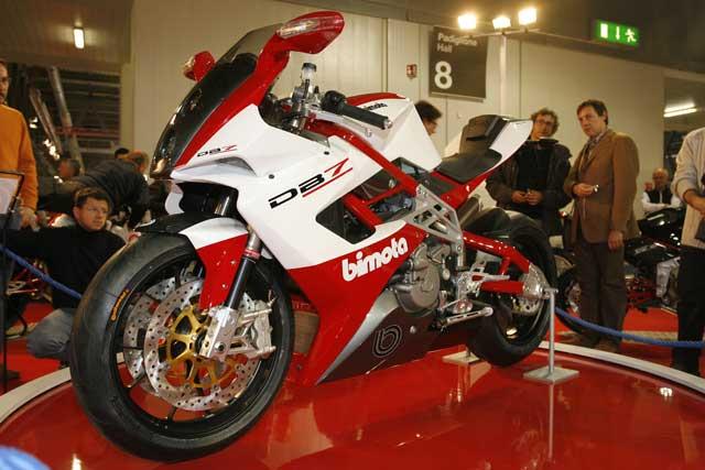 Novedades 2008: Bimota DB7