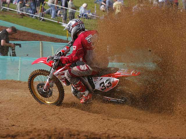 Bridgestone se despide del mundial de Motocross
