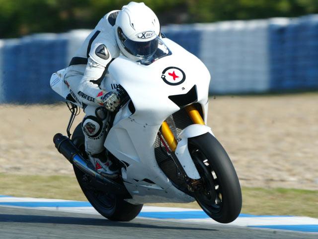 Dani Pedrosa (Honda) ya es el más rápido