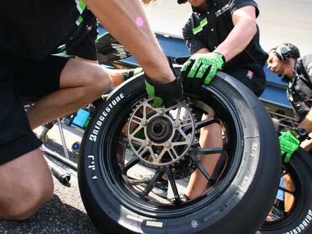 Michelin quiere renovar título en 2008