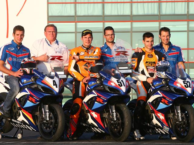 DVD Suzuki GSX-R European Cup 2007