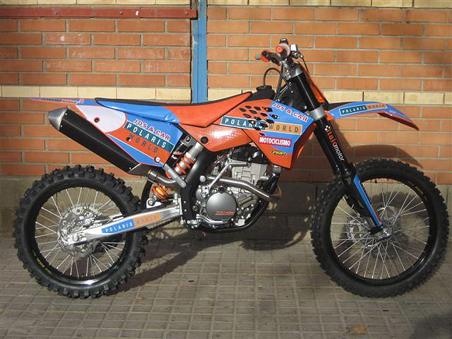 Imagen de Galeria de ¿Quieres ser piloto oficial de motocross?