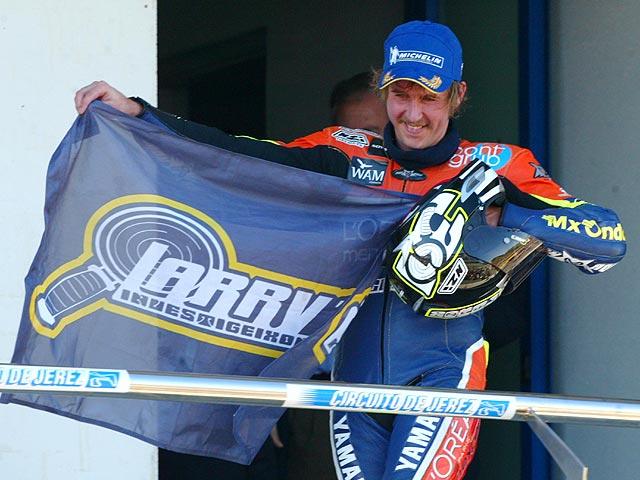 Carmelo Morales renueva con el Team Yamaha LaGlisse