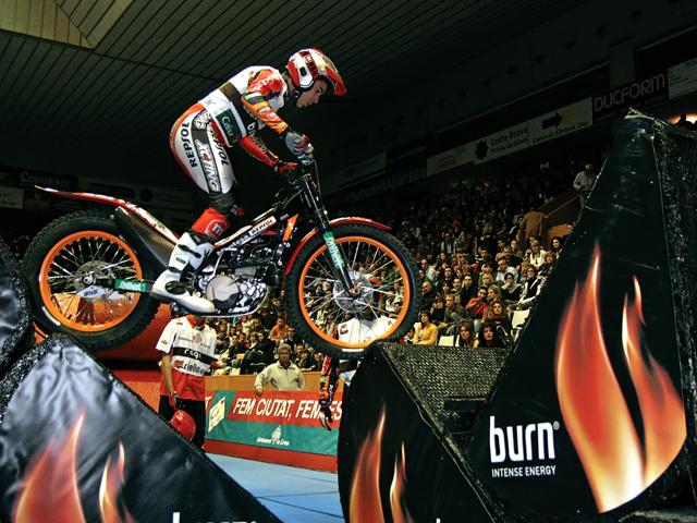 Finaliza el Campeonato de España de Trial Indoor