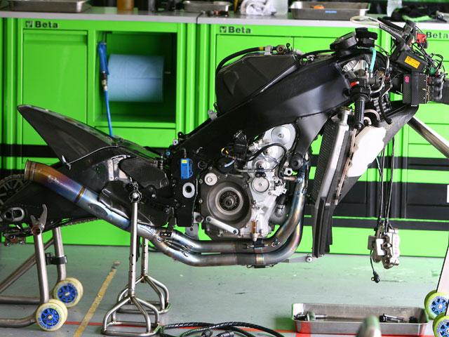 Bajo la lupa: Kawasaki ZX-RR