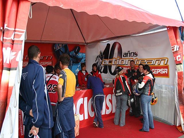 Imagen de Galeria de La gran fiesta de la moto