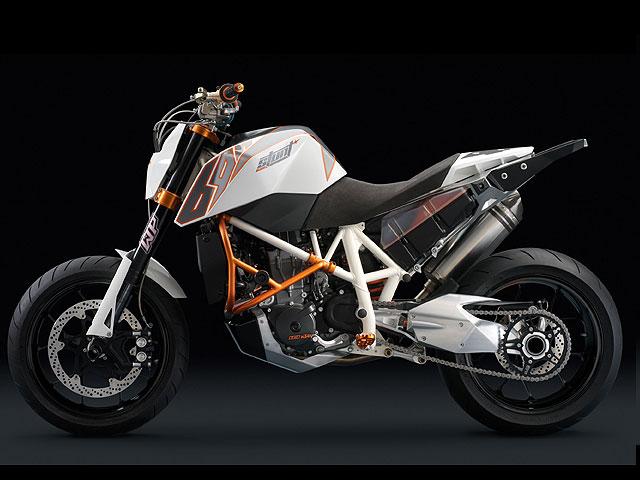 KTM 690 Stunt