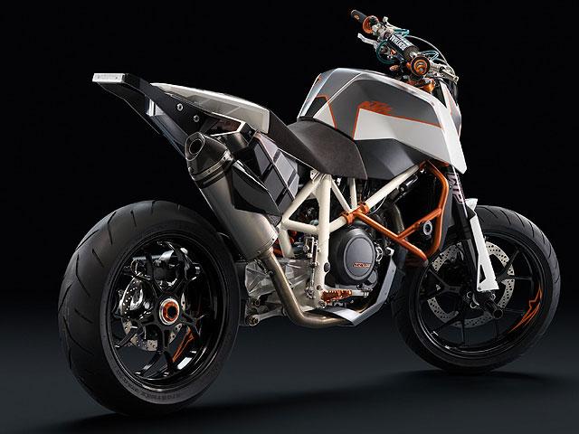 Imagen de Galeria de KTM 690 Stunt