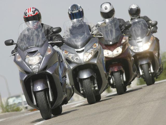 Scooter de más de 125 cc: Informe Motociclismo.es