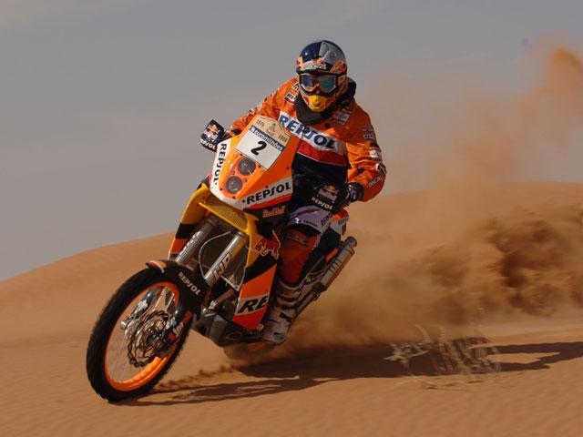 Imagen de Galeria de Última hora: El Rally Dakar, suspendido