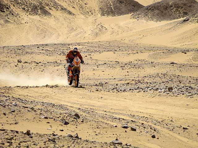 Rally Dakar 2008: Crónica de una muerte anunciada