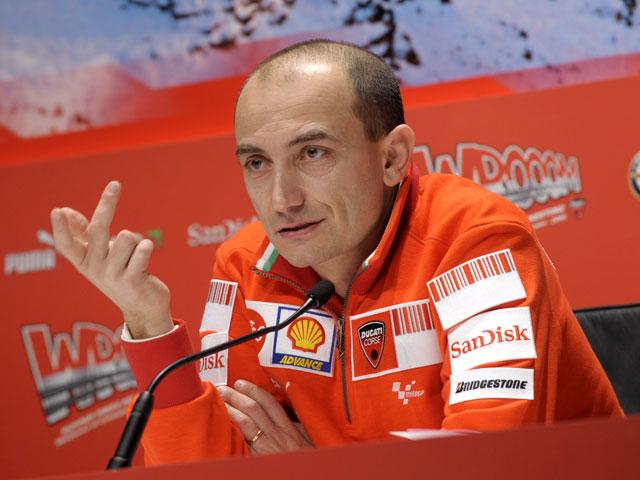 """""""Wrooom '08"""": El turno de la Ducati Desmosedici GP8"""