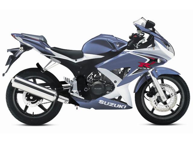 Imagen de Galeria de Suzuki GSX-R 125 y 250