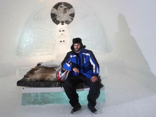 Pingüinos 2008: Predicción meteorológica