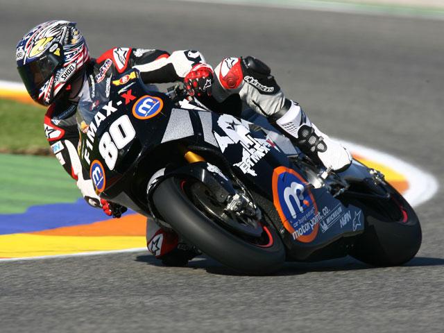 Imagen de Galeria de Kenny Roberts definitivamente no estará en la parrilla de MotoGP