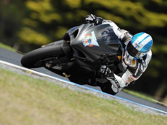 Imagen de Galeria de Biaggi bate el récord de vuelta rápida en Philip Island