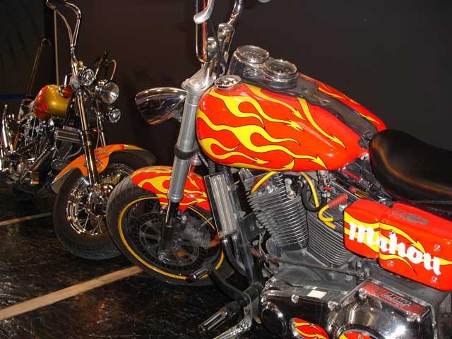 """Harley Davidson, """"105 Años de una leyenda"""""""