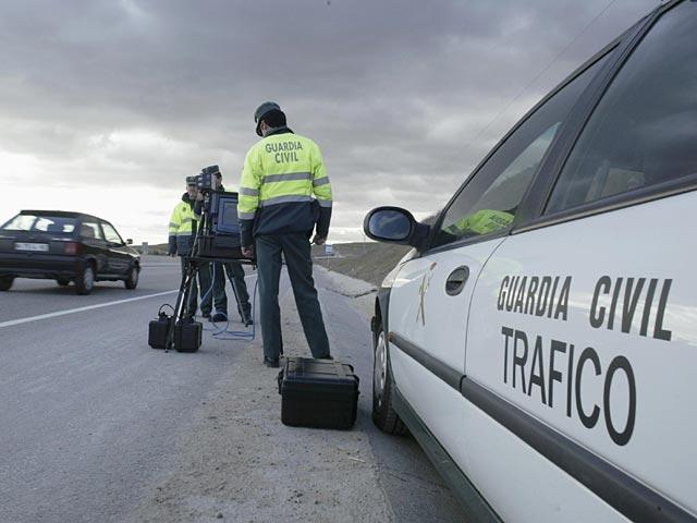 Imagen de Galeria de Más multas, menos velocidad