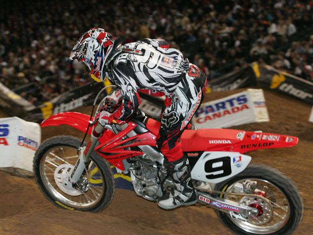Tercera victoria para Chad Reed con Yamaha