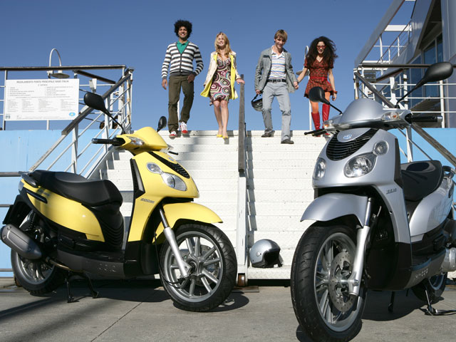 Imagen de Galeria de La nueva normativa del ciclomotor, a debate
