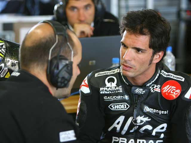 """Stoner (Ducati): """"El simulacro de carrera ha resultado francamente bien"""""""