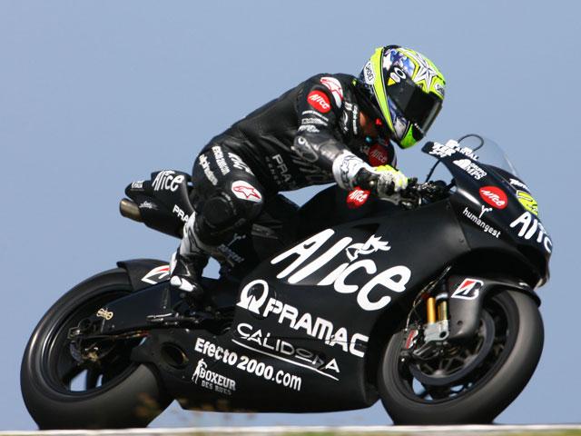"""Toni Elías: """"Cada día me encuentro más a gusto con la Ducati"""""""