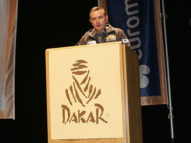 Comienzan las Dakar Series