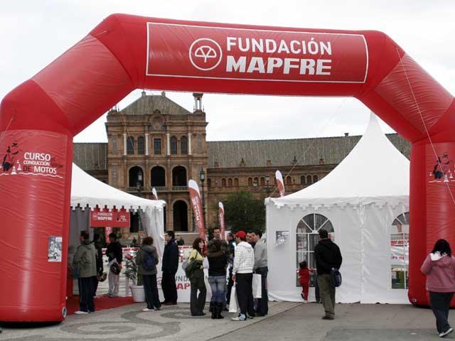 Imagen de Galeria de Éxito en el I Curso de Conducción Segura de la Fundación MAPFRE