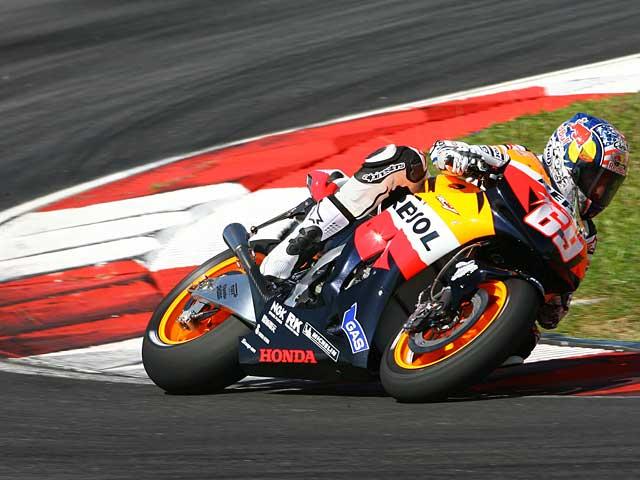 """Rossi: """"Ha sido un día positivo y he disfrutado"""""""