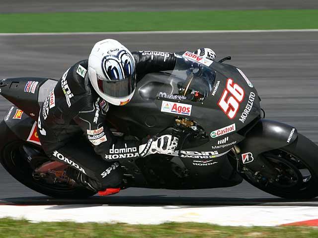 Imagen de Galeria de Jorge Lorenzo, el más rápido con neumáticos de calificación