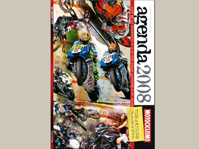 Agenda 2008 de Motociclismo