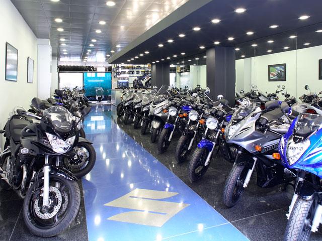 Las motos, más baratas por el nuevo impuesto de matriculación