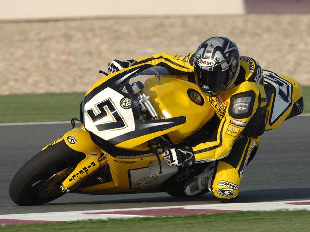 Test SBK en Qatar